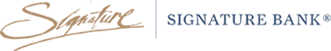 Signature Bank Logo