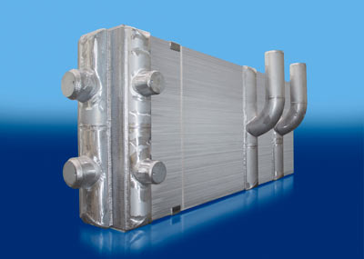 Brazed Aluminum Heat Exchangers