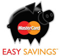 MasterCard Easy Savings® Program