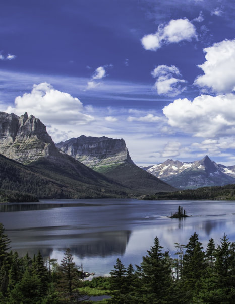 Glacier National Park, Montana, Hidden Lake