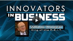 Innovators in Business: Milton Cooper, King of the R.E.I.T. Nightly Business Report PBS