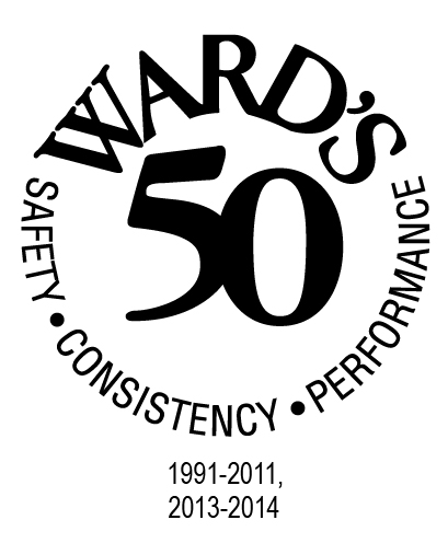 wards 50 award
