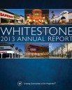Whitestone REIT 2013 Annual Report