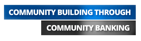 Community Building Through Community Banking