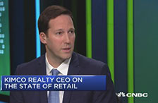 Kimco Realty CEO: Retail is clearly out of favor and getting painted with a broad brush