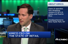 Kimco Realty CEO: Retail getting painted with broad brush