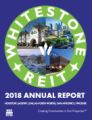 Whitestone REIT 2018 Annual Report