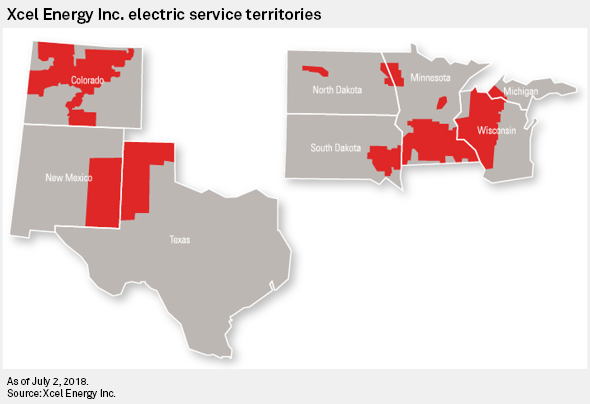 A look at Xcel Energy's generation, transmission investment plans