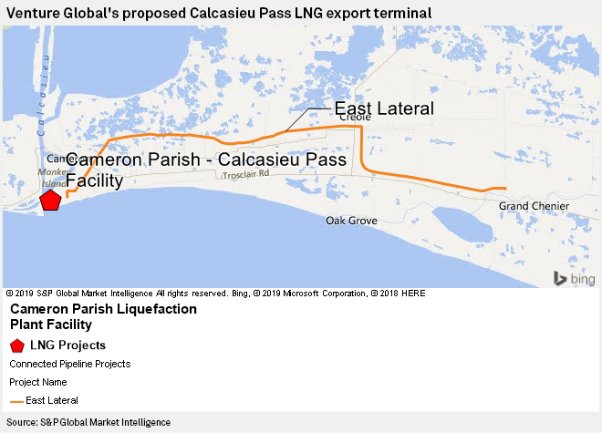 Venture Global makes 'urgent request' to FERC to approve LNG project