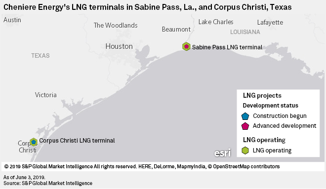 Cheniere, Apache deal could mark 'pivotal movement' for US LNG