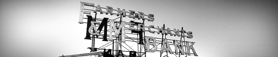 Farmers & Merchants Bank of Long Beach | Investor Relations