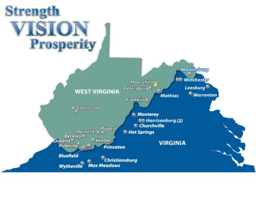 Southwestern Regions Of Virginia Through Its Bank Subsidiary Summit Community Inc Which Now Operates Thirty Banking Locations