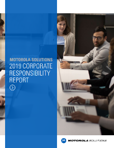 Motorola Corporate Responsibility Report